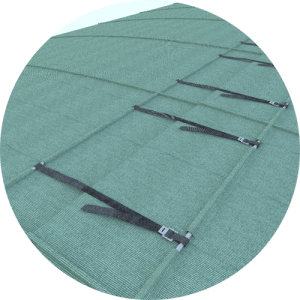 Silage Safe clamping straps